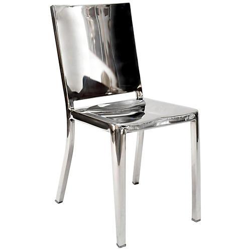Suzuki Chair Hi Polish Aluminum
