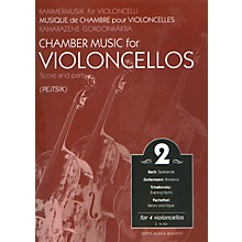 Editio Musica Budapest Chamber Music for Four Violoncellos - Volume 2 EMB Series