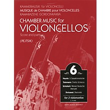 Editio Musica Budapest Chamber Music for Violoncellos - Volume 6 for 3 Violoncellos EMB Arranged by Árpád Pejtsik