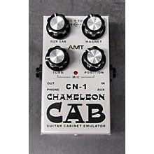 AMT Electronics Chameleon Cab Speaker Cabinet Simulator Effect Processor