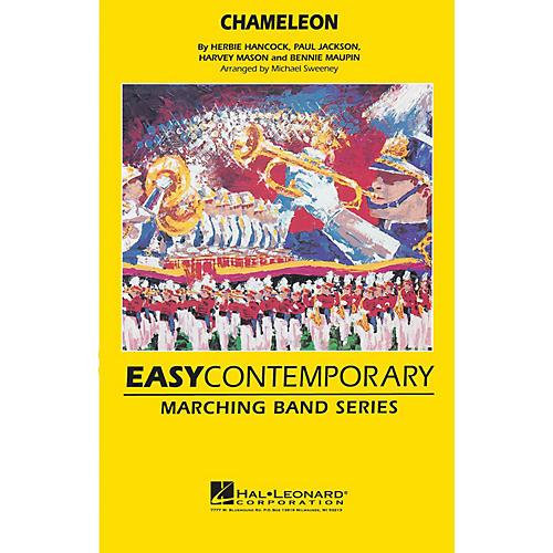Hal Leonard Chameleon Marching Band Level 2-3 Arranged by Michael Sweeney