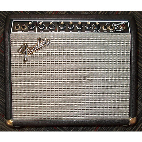 Fender Champion 30dsp Guitar Combo Amp