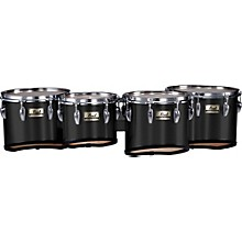 Pearl Championship Marching Tom Set with R Ring Level 1 Pure White (#33) 8, 10,12,13 set
