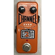 Zvex Channel 2 Overdrive Boost Effect Pedal