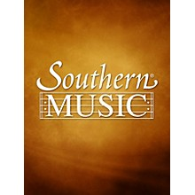 Southern Chanson and Madrigal (Brass Quartet) Southern Music Series by Bruce Houseknecht