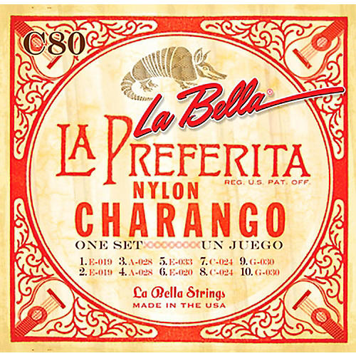 LaBella Charango Strings