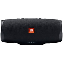 Charge 4 Portable Bluetooth Speaker w/built in battery, IPX7, and USB charge out Black