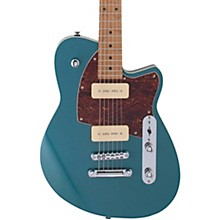 Charger 290 Maple Fingerboard Electric Guitar Deep Sea Blue