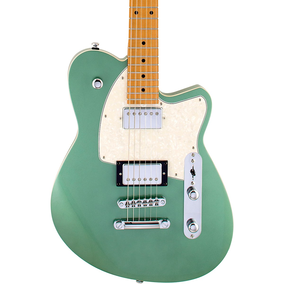 Reverend Charger HB Roasted Maple Fingerboard Electric Guitar
