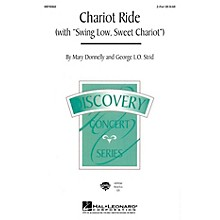 Hal Leonard Chariot Ride (with Swing Low, Sweet Chariot) ShowTrax CD