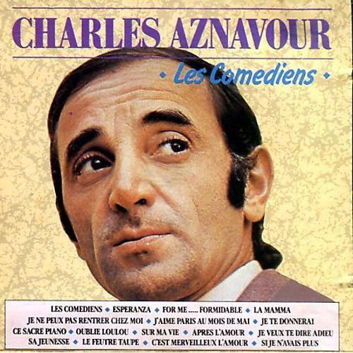 Alliance Charles Aznavour - Les Comediens