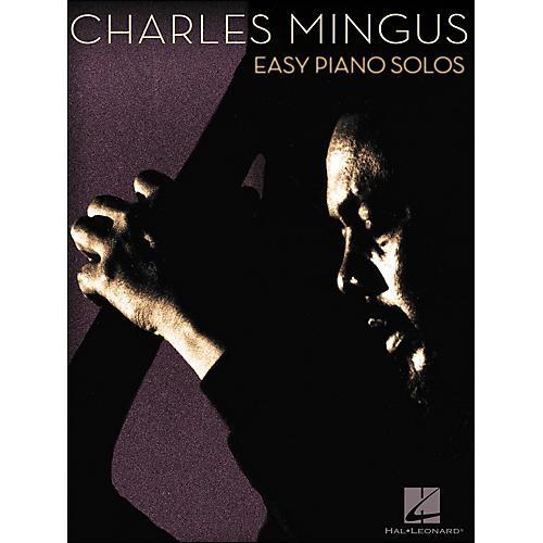 Hal Leonard Charles Mingus Easy Piano Solos