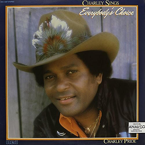 Alliance Charley Pride - Charley Sings Everybody's Choice