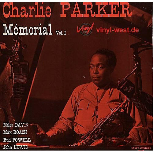 Alliance Charlie Parkers All Stars - The Charlie Parker Memorial, Vol. 1