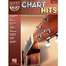 Hal Leonard Chart Hits - Ukulele Play-Along Series Volume 8 Book/CD
