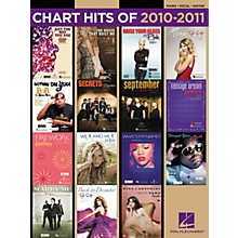 Hal Leonard Chart Hits Of 2010-2011 PVG Songbook