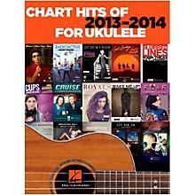 Hal Leonard Chart Hits Of 2013-2014 For Ukulele