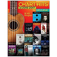 Hal Leonard Chart Hits of 2016-2017 For Ukulele