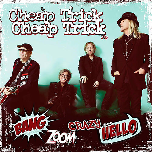 Universal Music Group Cheap Trick - Bang Zoom Crazy Hello LP