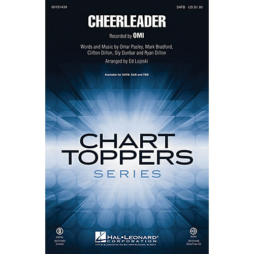 Hal Leonard Cheerleader SAB by Omi Arranged by Ed Lojeski
