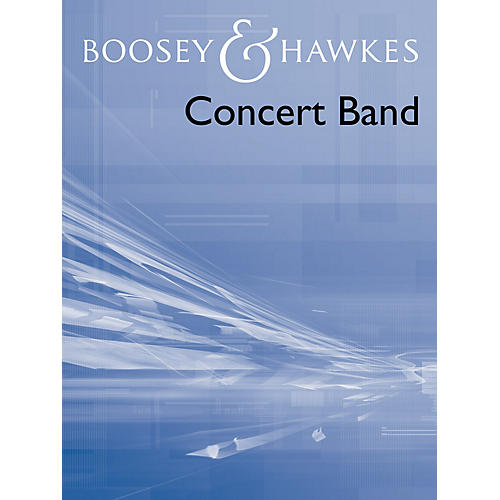 Boosey and Hawkes Chelsea Bridge Concert Band Composed by Carl Strommen