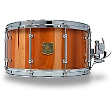 Cherry Stave Snare Drum with Chrome Hardware 14 x 7 in. Natural