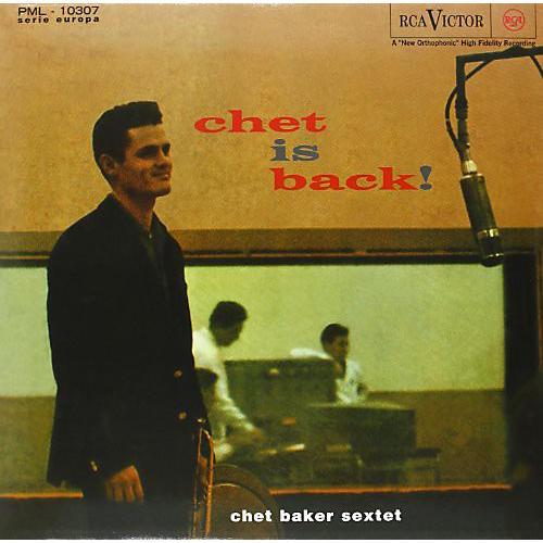 Alliance Chet Baker - Chet Is Back