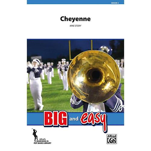 Alfred Cheyenne Grade 2 (Easy)