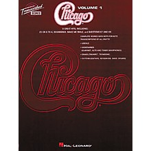 Hal Leonard Chicago - Volume 1 Book