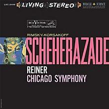 Chicago Symphony Orchestra - Rimsky-Korsakov-Scheherazade