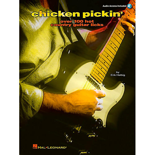 Hal Leonard Chicken Pickin' (Book/CD)