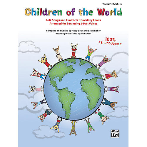 Alfred Children of the World Book & CD