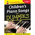 Hal Leonard Children's Piano Songs For Dummies thumbnail