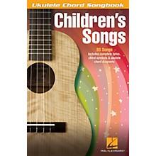 Hal Leonard Children's Songs Ukulele Chord Songbook