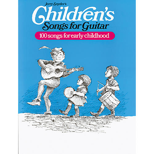 Alfred Children's Songs for Guitar