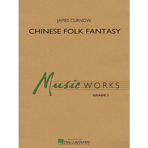 Hal Leonard Chinese Folk Fantasy - Music Works Series Grade 2
