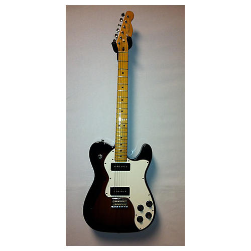 used fender chinese telecaster thinline hollow body electric guitar guitar center. Black Bedroom Furniture Sets. Home Design Ideas