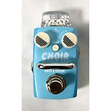 Hotone Effects Choir Chorus Skyline Series Effect Pedal