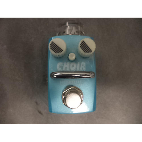 In Store Used Choir Effect Pedal