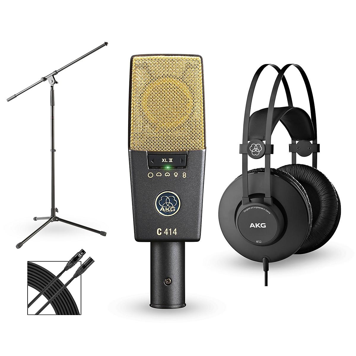 AKG Choose Your Microphone Bundle