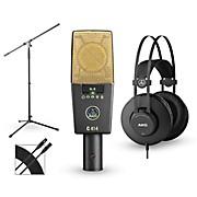Choose Your Microphone Bundle C414XLII