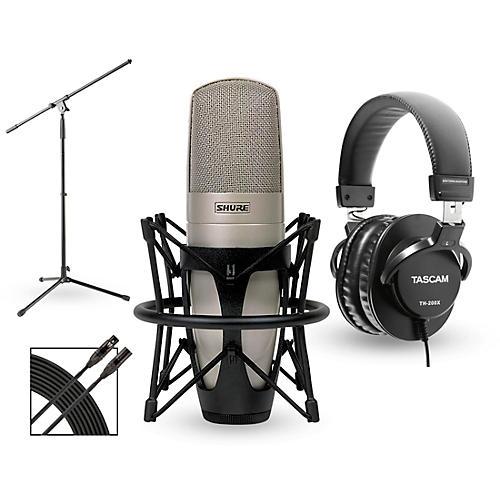 Shure Choose Your Microphone Bundle