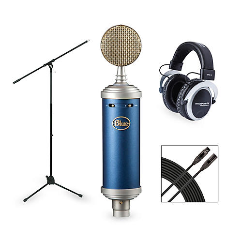 Blue Choose Your Own Microphone Bundle