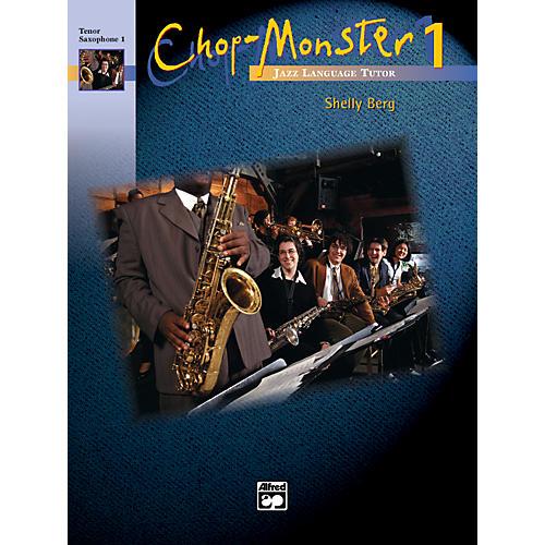 Alfred Chop-Monster Book 1 Bass Book