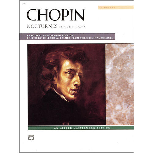 Alfred Chopin Nocturnes (Complete) Late Intermediate/Advanced Piano