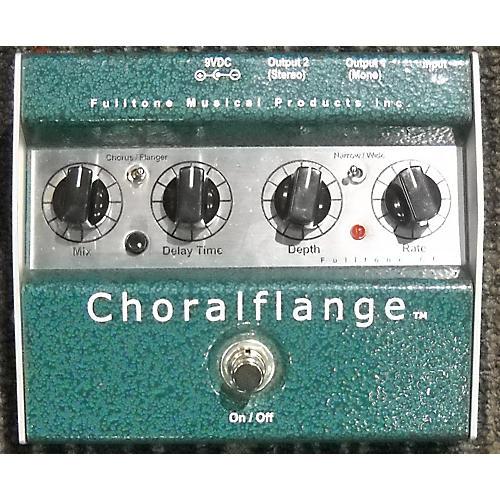Fulltone Choral Flange Effect Pedal