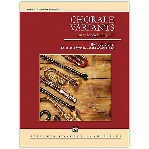 Alfred Chorale Variants 4 (Medium Difficult)