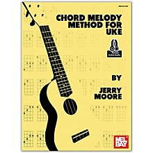 Mel Bay Chord Melody Method for Uke (Book/Online Audio)