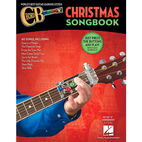 Perrys Music Chordbuddy Christmas Songbook Guitar Center