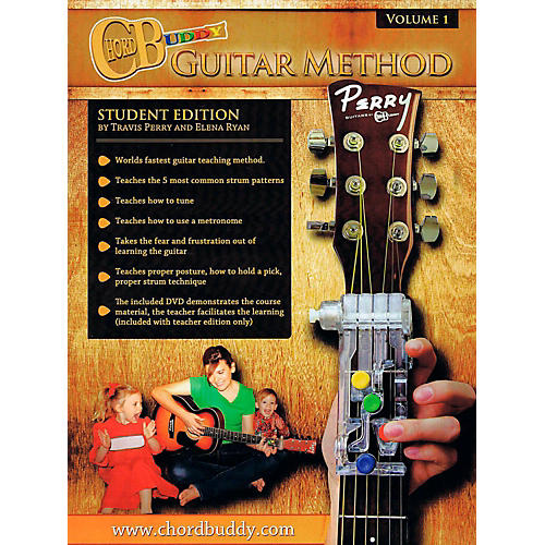 Perry\'s Music ChordBuddy Guitar Method Volume 1 Student Book ...